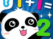 Joc de Matematica cu Micul Panda