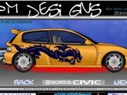 Designer de masini