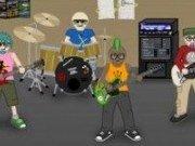 Trupa de muzica Punk 2