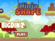Ninja Shape Joc de logica