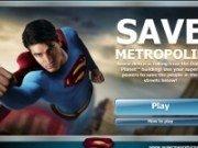 Superman salveaza orasul