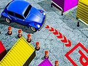 Masini clasice de parcat 3D
