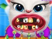 Talking Angela la dentist