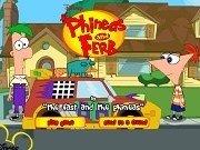 Phineas si Ferb: Cursa de masini