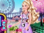 La plimbare cu bicicleta lui Barbie