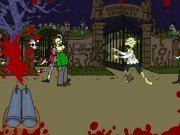 Familia Simpson vs Zombi