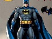 Batman obiectele ascunse