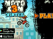 MOTO X3M 4 Trucuri pe zapada