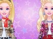 Barbie jachete de piele