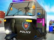 Poliția în ricșă