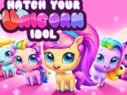 Crește-ți idolul unicorn