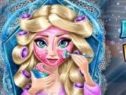Elsa real makeover