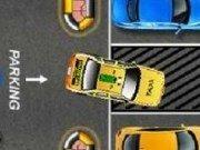 Parcari corecte de Taxi