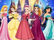 Printesele din Disneyland