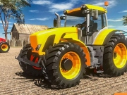 Farm Tractor Simulator Village Farming 3D