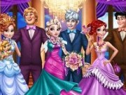 3 printese Disney invitate la bal