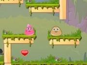 Aventura cu Pou si prietena sa