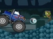 Monster Truck si Valui Zombie