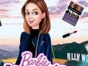 Barbie actrita celebra la Hollywood