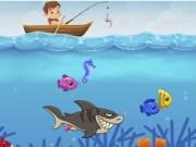 Pescarul Frenzy la pescuit