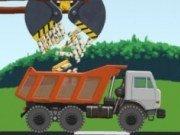 Condu camioane rusesti