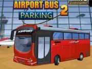 Parcheaza autobuzul la aeroport