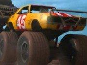Curse cu masini Monster Truck Offroaders 2