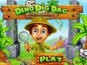 Dino Dig Dag: Arheolog