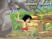 Obiecte ascunse in Cartea junglei