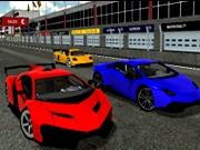 Curse cu Ferrari si Lamborghini