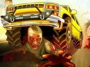 Condu masina pe strada Zombilor