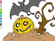 Coloreaza imagini de Halloween