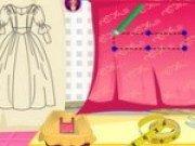 Joc de creat rochii pentru printesa Rapunzel