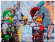 Puzzle Cavalerii Lego Ninjago