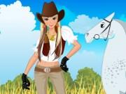 Rosa cowboy
