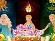 Barbie Elementele de Foc