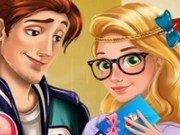Rapunzel si Flynn Love