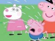 Peppa Pig joc de Tetris