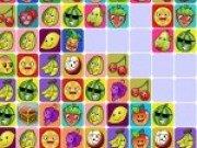 Joc de potrivire cu carti de fructe