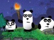 Cei 3 panda: drumul spre casa