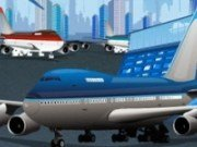 Parcheaza avionul Boeing 747