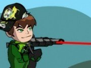Ben 10 Shooter extrem