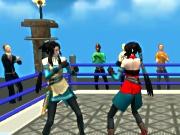 Wrestling Lupte intre fete
