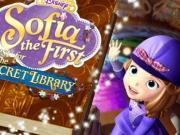 Sofia și iepurasul Clover aventura in castelul secret