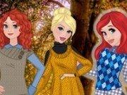Printesele Disney Moda