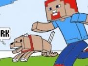 Coloreaza caracterul Minecraft