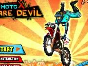 Dare Devil cascadorii cu Motocicleta X