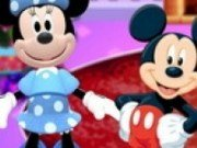 Mickey Mouse si Minnie Revelion 2016