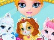 Baby Barbie Salonul animalelor de companie