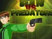 Ben 10 Vs Predators